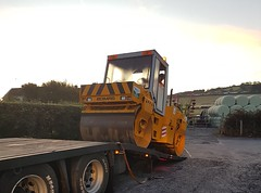 Photo of Gwendraeth Valley Tarmac Bomag Roller