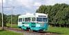 National Capital Trolley Museum, Colesville, MD: DC Transit 1101 (Mega Anorak) Tags: tram tramcar trolleycar streetcar dctransit pcccar nationalcapital trolleymuseum colesvillemd washingtondc
