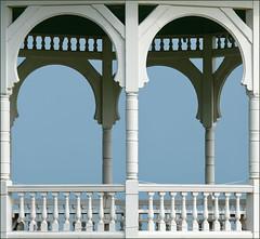Band Stand Detail 1 (KD's_Fotos) Tags: nikon d750 nikkor85mmf18d oakbluffs marthasvineyard bandstand