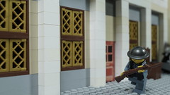 ''Run'' Lego Chinese Soldier 1937 (Force Movies Productions) Tags: war wwii weapons world wars lego helmet helmets gear second eastern behind rifles rifle toy toys trooper troops troopers troop youtube army custom guns gun minfig picture ii minifig military imperial minifigs minifigure film firearms sinojapanese history officer soldier pose conflict movie cool soldiers photograpgh photo photograph animation asia asian arts scene stopmotion scenes deleted frame kmt kuomintang chinese china chaing kai shek brickarms bricks brickfilm brickmania brickizimo brick blue brodie nation nationalist nations moc