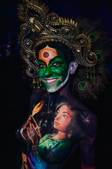 _DSC0130-Klagenfurt-01 (bobbygiggz) Tags: wbf20years bodypainting festival klagenfurt austria art music colors models nudity makeup cosmetic airbrush visualefx prosthetics cinemaeffects aliens headgear nightphotography night life props prettyfaces bodypiercing bodyparts awardshow awards competition circus zombies native american role player photography video gallery galleries