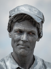 Living Statues-07 (FishOnChips) Tags: livingstatues noordwijk