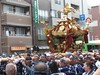 Water Pouring Festival at Tomioka Hachimangu Shrine (walking.biking.japan) Tags: shrine tokyo kotoku festival