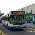 Kingsley Coaches 106 (AE56OUU) - 15-08-07