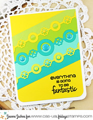 Fantastic (akeptlife) Tags: casualfridays card cardmaking stamping stamp papercrafting die border truthis lovelylinks