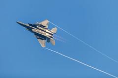 F-15 Eagle (BP Chua) Tags: f15 plane aeroplane f15eagle fly sky rsaf airforce ndp2017 onenationtogether sg52 jet speed canon 1dx 400mm bluesky mcdonneldouglas