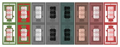 147 x 8 = 1176  x 2 = 2352 Kimonos - Kimonos  in Kimonos in Kimonos - 2352 + 2353 = 4705 Kimonos on 2 pictures today (hedbavny) Tags: stencil schnittmuster schablone paperpattern sewingpattern cutsheet kimono gewand kleidung kostüm red rot green grün rosa pink braun brown yellow gelb wall mauer wand muster pattern textur design niederösterreich loweraustria spaziergang trip outing ausflug frühling spring kontaktabzug contactsheet contactprint beehive brick auto car wreck reflection spiegelung mirror spiegel würfel cube vitrine foto photo picture bildbearbeitung fotobearbeitung tagebuch diary note notiz museum museumsdorf museumsdorfniedersulz niedersulz umgebung wienumgebung austria österreich bildschirm screen datei objekt ordner digitalart vogelscheuche scarecrow