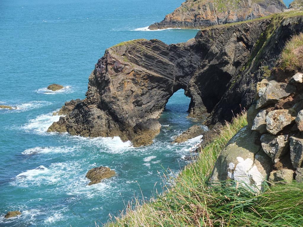 Rock Arch, Abercastle