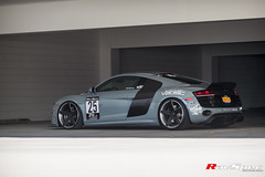 "RAYS Blackfleet V205C - Audi R8 - Artisan Spirits Japan Kit - SEMA 2016 • <a style=""font-size:0.8em;"" href=""http://www.flickr.com/photos/64399356@N08/35977404700/"" target=""_blank"">View on Flickr</a>"