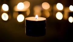 Candlelight (CoolMcFlash) Tags: night fire candle inthecandlelight flickrfriday dark light reflection focus dof bokeh depthoffield fujifilm xt2 nacht kerze flamme flame dunke licht spiegelung fokus tiefenschärfe fotografie photography xf 35mm f 14 r
