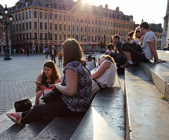 "Lazy afternoon in Lille • <a style=""font-size:0.8em;"" href=""http://www.flickr.com/photos/45090765@N05/36113306373/"" target=""_blank"">View on Flickr</a>"