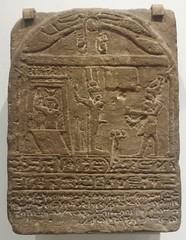 Egyptian art - Ashmolean Museum Oxford (enricozanoni) Tags: ancient egypt egyptian art ashmolean museum oxford statues sarcophagi musical instruments cat stele frescoes hieroglyphics shabti nefertiti