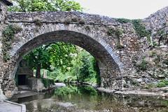 Puente de San Cayetano-Potes (alanchanflor) Tags: puente río potes cantabria verde agua paz river canon españa water green hdr