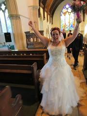IMG_1512 (.Martin.) Tags: frettenham church wedding bride groom norfolk weddingdress dress suit guest bridesmaid