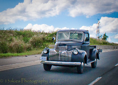 Goin' Down The Road (HTT) (13skies) Tags: htt truck open road travel cool old truckthursday pickuptruck relic classic highway singleshothdr sony happytruckthursday