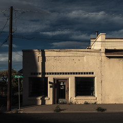 (el zopilote) Tags: trinidad colorado street architecture townscape storefronts signs powerlines clouds smalltowns canon eos 1dsmarkiii canonef24105mmf4lisusm fullframe