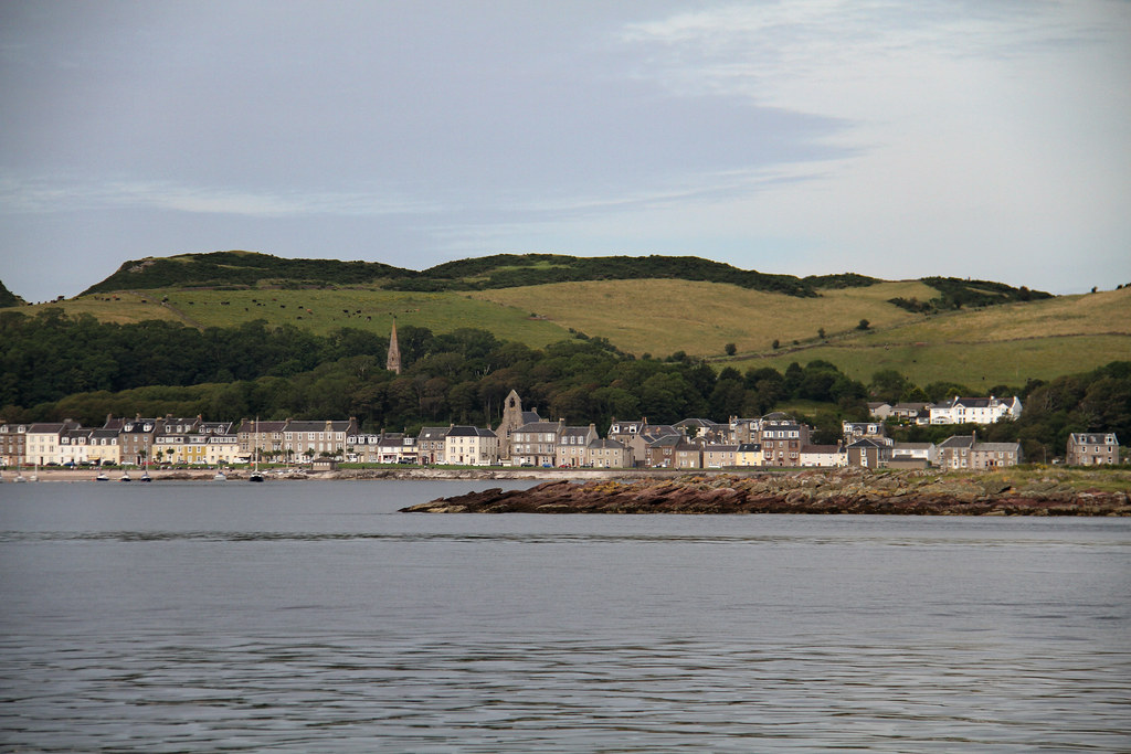 Leaving Largs