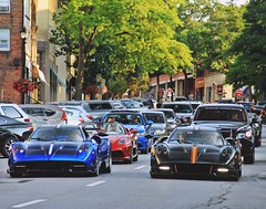 Welcome to Greenwich (FourOneTwo Photography) Tags: paganihuayrabc pagani huayrabc huayra greenwichcarsandcoffee auto car exotic hypercar supercar fouronetwophotography