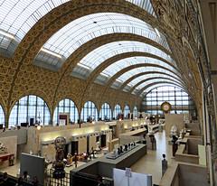Musée d'Orsay, Paris, France (Grangeburn) Tags: muséedorsay paris france antiques geotagged frenchart art