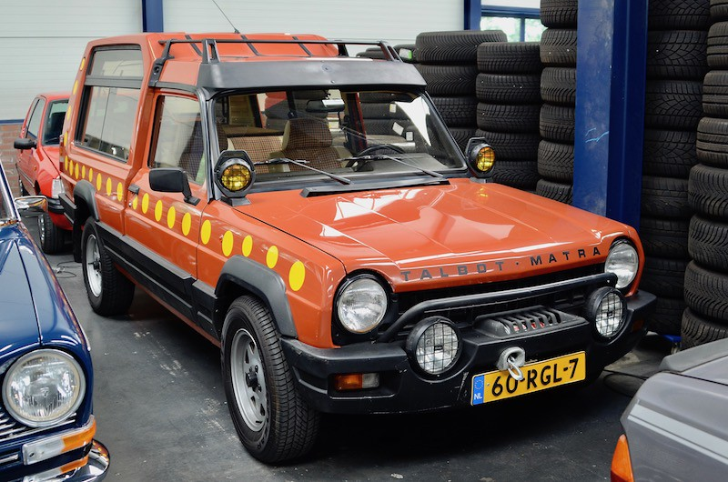The world 39 s newest photos of matra and rancho flickr for Garage renault guiardel reims
