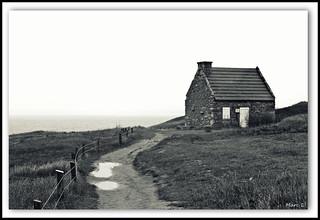 La maison au bout du chemin