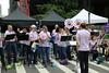 Zipline Pop-up Performances (NYCDOT) Tags: citi citisummerstreets 2017 summerstreets