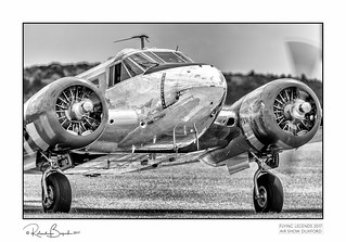 Beech 18 - ready to roll!