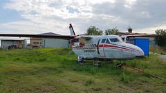 Let L-410UVP Turbolet c/n 851437 Aeroflot registration RA-67530 (sirgunho) Tags: let l410 turbolet l410uvp cn 851437 aeroflot registration ra67530 stored
