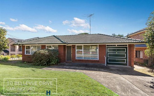 10 Bellevue Dr, Carlingford NSW 2118