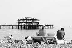 Brighton Beach, UK (davidgutierrez.co.uk) Tags: davidgutierrezphotography city blackandwhite nikond810 nikon photography uk brighton brightonbeach london art urban travel blackwhite people londonphotographer museum photographer england unitedkingdom europe beautiful cityscape davidgutierrez britain greatbritain d810 street arts person monochrome bw black white blackandwhitephotography pebble candid streetphotography sun summer sunlounge beach sea brightonpier architecture skyline buildings nikon2485mmf3545gedvrafsnikkor nikon2485mm iconic landmark pier greyscale