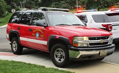 Alexandria Fire Department Staff Vehicle 2005 Chevrolet Tahoe (NorthernVirginiaPoliceCars) Tags: alexandriafiredepartment arlingtoncountyfiredepartment fairfaxcountyfirerescue afd acfd fcfrd alexandria arlington county fairfax fire rescue department 2 2nd alarm residential building emergency first responders response 911 heroes smoke flame apartment townhouse firefighter ff ffemt ems medical technician outdoors vehicles cars truck suv vans chief service engine public government hose rit rapid intervention staff vehicle reserve spare car 5051 chevrolettahoe chevrolet chevy tahoe suburban assistant deputy