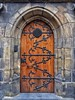 St Vitus door (Cybergabi) Tags: prague 2017 vacation weekendtrip castle pražskýhrad medieval architecture cathedral stvitus basilica church gothic
