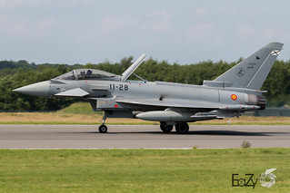 C.16-63/10048/11-28 Spanish Air Force (Ejército del Aire) Eurofighter Typhoon