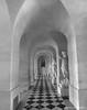 Pasillos estatuas de marmol | Palacion de Versalles