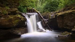 Edinample Falls