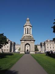 Trinity College (M_Strasser) Tags: trinitycollege olympus olympusomdem1 ireland irland dublin trinity college