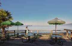 Good morning Vancouver - third beach Stanley Park (yuanxizhou) Tags: blue sky garden field park stanley britishcolumbia photography travel wonderful beautiful thirdbeach vancouver morninglight green portrait landscape colors water waterfront morning light