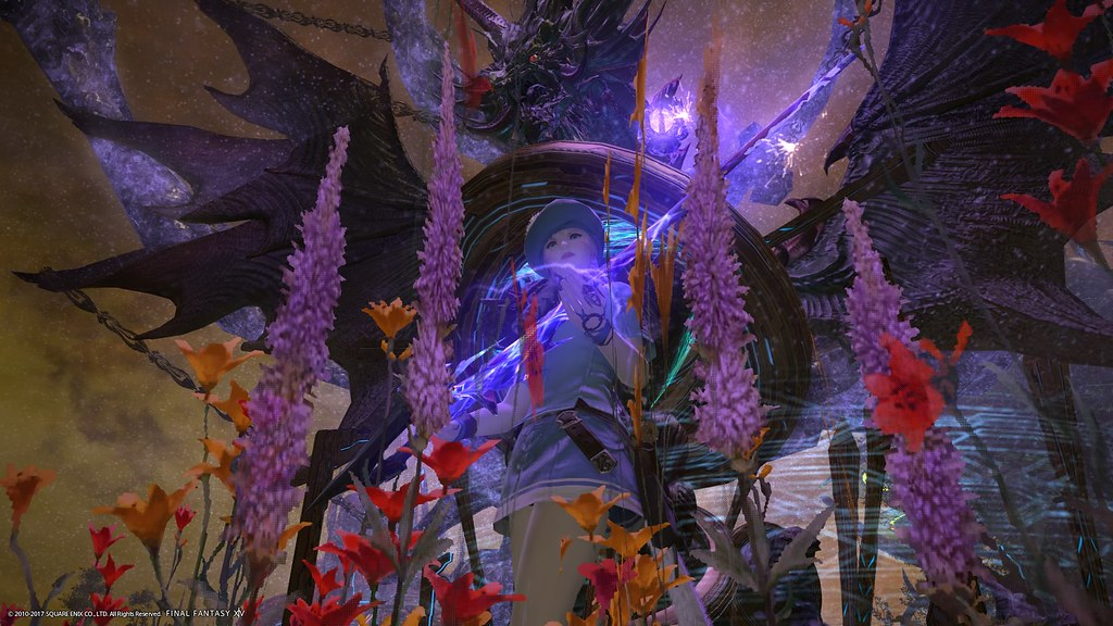 The World's most recently posted photos of dragon and ffxiv