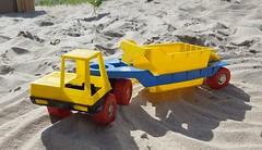 DDR Strandspielzeug