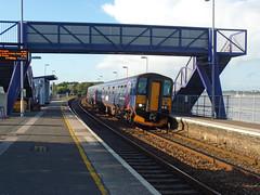 153369 & 153361 Starcross (1) (Marky7890) Tags: gwr 153369 153361 class153 supersprinter 2t24 starcross railway devon rivieraline train