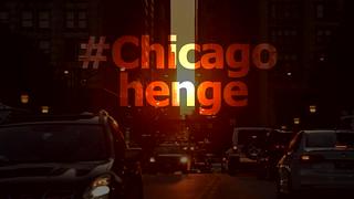 #chicagohenge