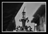Máquina de embutir (J.Gargallo) Tags: rubielosdemora teruel aragón españa faroles farolas farol forja hierro framed blancoynegro blackwhite blackandwhite byn bw blanconegro canon canon450d canonefs18200 eos eos450d 450d