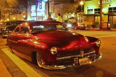 Ventura Nationals Cruise Night 2017 (USautos98) Tags: 1949 mercury fatboy leadsled traditionalhotrod streetrod kustom