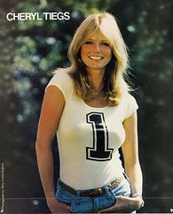 Cheryl Tiegs (Jonathan Clarkson) Tags: supergirls girlsarms sexygirls cutegirls girlmuscle machogirls hotmuscles musclearms nicearms armfetish girlswithbiceps biceps herbiceps strongmuscles