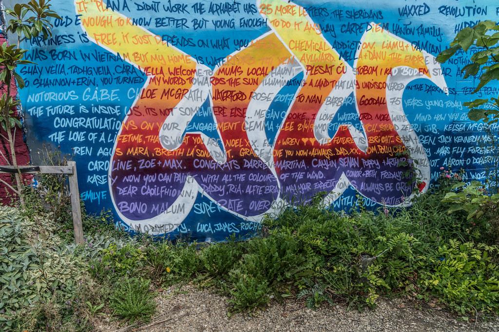 WATERFORD WALLS [AN ANNUAL INTERNATIONAL STREET ART FESTIVAL]-132242