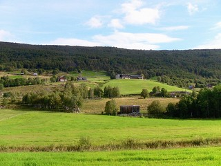 The village of Hovet