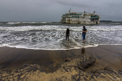 GOA - Monsoon Raga (jayasclick) Tags: goa monsoon arabian sea beach western india nikon