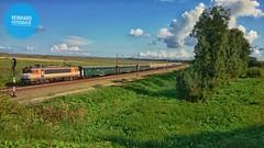 """RXP 9901 """"Sonderzug IG-Schienenverkehr-Ostfriesland"""" Praamweg Lelystad (Nederland)"""
