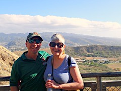 Our Guide Ken (London's Fog) Tags: hawaii hawaiiday4 diamondheadcrater oahunaturetours
