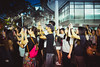 Handphone Photographers (Harold Choo) Tags: phone handphone smu singapore people humans singaporenightfestival leica summarit mp240 35mm
